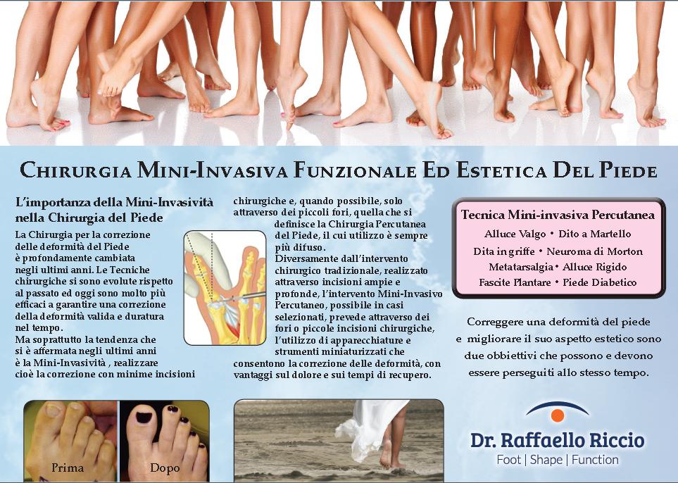 Brochure Dott. Riccio